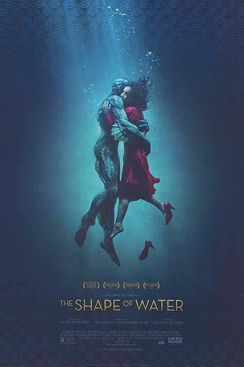 shape of water poster cultural hater