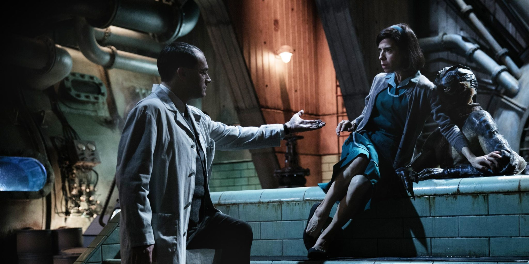 shape of water michael stuhlbarg sally hawkins cultural hater